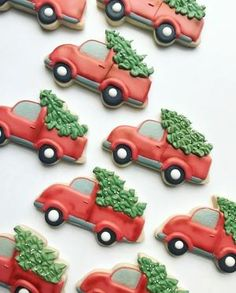 Fancy Sugar Cookies, Christmas Sugar Cookies, Christmas Sweets, Christmas Cooking, Christmas Goodies, Christmas Holiday, Decorator Frosting, Chocolates, Christmas Biscuits