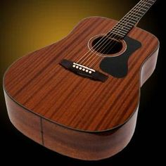 Hello Music: Guild Guitar D125 Dreadnought Acoustic http://www.hellomusic.com/items/d125-dreadnought-acoustic