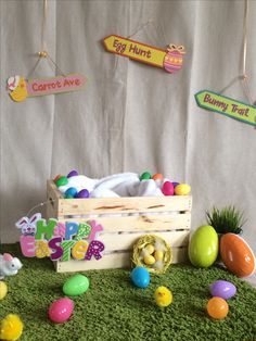 Easter photos idea i love this for a baby easter idea and could even be doable for outdoors