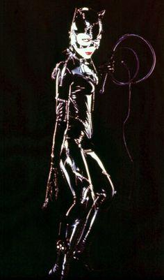 Michelle Pfeiffer as CatwomaninBatman Returns(1992)