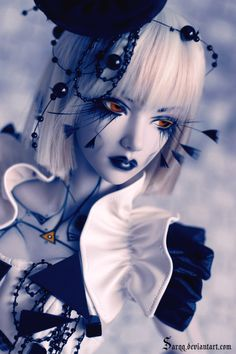 Without Emotions by Sarqq on deviantART CYBORG~BJD