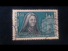 Почтовые марки, коллекция Франция. #Марки Франция #stamps of France