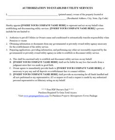 Authorization To Add Property Management As Additional Insured Pdf