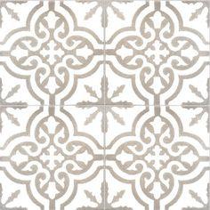 Over mda sink Collection StoneWash - décors 4 carreaux - Carreau TROUVILLE SW 10.27 - Couleurs & Matières