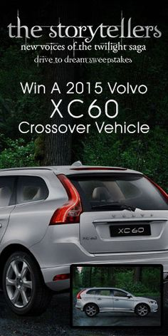 Win A 2015 Volvo XC60 Crossover Vehicle