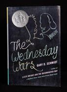 2008 Newbery Honor Book The Wednesday Wars