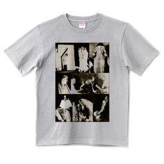 ECTOPLASM | デザインTシャツ通販 T-SHIRTS TRINITY(Tシャツトリニティ)