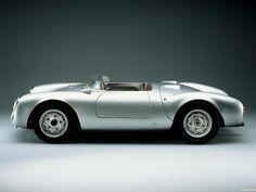 Porsche 550 spyder carrera panamerican 1954