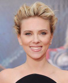 Scarlett Johansson : Sans maquillage, elle ressemble à quoi ? (photo)