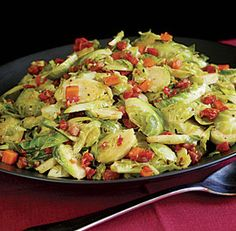 Recipes - Brussels Sprouts on Pinterest | Brussels Sprouts, Sprouts ...