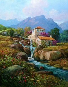 dipinti di luigi spadini - 101791180891041389538 - Álbumes web de Picasa