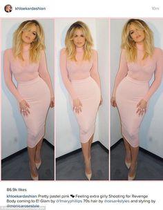 Khloe Kardashian bounces back from Kocktails axe to film new TV show Revenge Body | Daily Mail Online