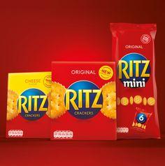 International brand design agency Bulletproof has modernized the European portfolio for Ritz, the world's number 1 cracker brand, refreshing...