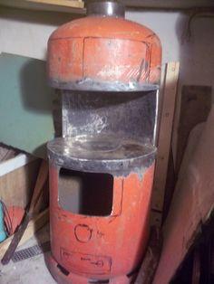 gas bottle stove