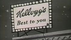 1961 - Closing Credits - Hanna Barbera's Top Cat brought to by Kellogg's - Best to you! Posted on YouTube by: Video Archeology6 Find it here: http://youtu.be/j1K3v26f394 Uploaded on November 20 2016 at 06:21PM