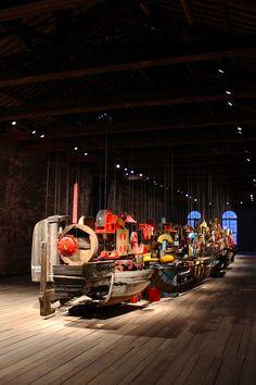 Turkish pavilion at the Venice Architecture Biennale /// More on Interiorator.com