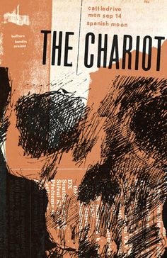 GigPosters.com - Chariot, The - Cattledrive