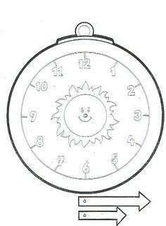 #okulöncesi#saatboyama#saat#saatler#saatetkinliği#saatleriöğreniyorum#clockpreschool