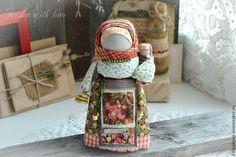 """Купить кукла Масленица Домашняя """"Весна-красна"""". - ярко-красный, Масленица, масленица домашняя, блины"""