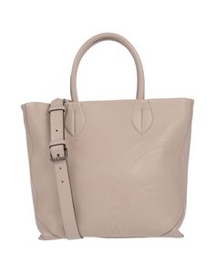 TRUSSARDI HANDBAGS. #trussardi #bags #shoulder bags #hand bags #polyester #leather #