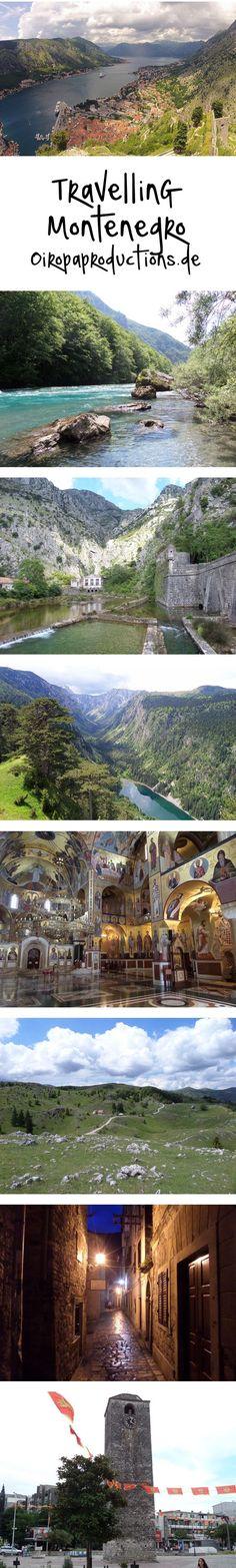 Travelling Montenegro Reise Montenegro Kotor, Durmitor Nationalpark, Zabljak, Podgorica