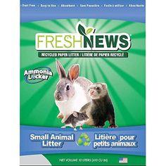 Fresh News Paper Small Animal Litter, Centimeter - Cat store galore Rabbit Litter Box, Pet Rabbit, Kitty Litter Cake, Litter Box Covers, Healthy Pets, Pet Beds, Pet Supplies, Boxer, Easy