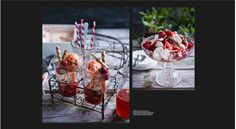 Strawberry Food