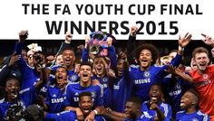 Chelsea Youth Cup Winners 2015 Manchester United City, Newcastle United Fc, Chelsea Football, Chelsea Fc, Chelsea Champions, Aston Villa Fc, Everton Fc, Arsenal Fc, Liverpool Fc