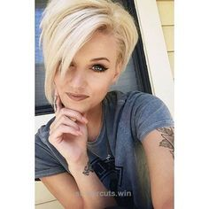 Fantastic 85 Best Short Hairstyles 2016 – 2017 – Love this Hair The post 85 Best Short Hairstyles 2016 – 2017 – Love this Hair… appeared first on ST Haircuts .