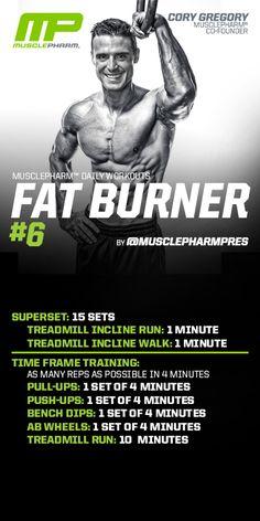 Fat Burner #6