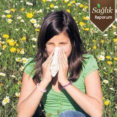 Saman nezlesi mevsimi geldi, aman dikkat! | Genel Sağlık