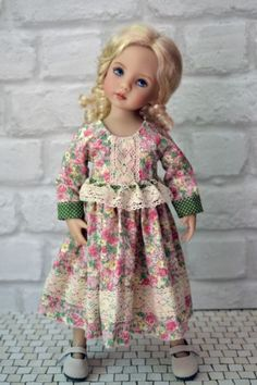 """New outfit for 13 """"dolls Diana Effner little darling"""