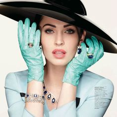 Megan Fox by Alexei Hay for Jalouse April 2012   Keep the Glamour   BeStayBeautiful