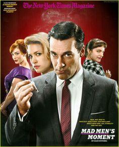 Mad Men New York times Magazine