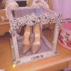 Read more about quinceanera party center pieces; Be sure you talk with your quinceanera princesses friends about gowns before they may be wearing. Quince Decorations, Quinceanera Decorations, Wedding Decorations, Party Centerpieces, Sweet 15 Decorations, Decor Wedding, Bridal Shoes, Wedding Shoes, Dream Wedding