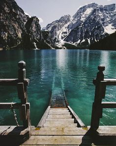 Whisked away. Lake Brais, Italy. #doityourway #graceloveslace