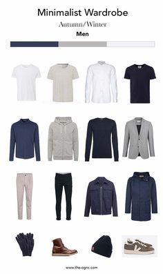 Wie schon in dem Beitrag zu der Capsule Wardrobe x Fair Fashion erwähnt, darf natürlich auch noch der Mann einen kleinen Einblick in die minimalistische Garderobe erhalten. Nun ist es…