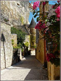 La Roque-Gageac, Aquitaine - Un manoir au bout de la rue... | Flickr – Condivisione di foto!
