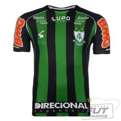 Camisa Lupo América Mineiro I 2013 N° 7 - Fut Fanatics - Compre Camisas de  Futebol Originais Dos Melhores Times do Brasil e Europa - Futfanatics de6537c78ce2c