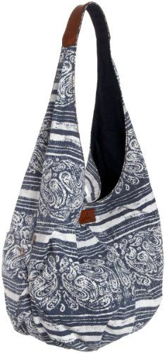 Lucky Brand Palisades Paisley Sling Hobo.  I have had my last HOBO lucky bag for 2 years now, FAV FAV