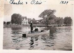 vintage fishing | Vintage Fishing Michigan Nice Lake Shot | Flickr - Photo Sharing!