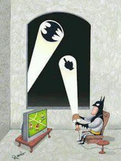 wtf: Batman signals back