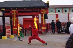 red ninja fire
