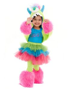 Infant Uggsy Monster Set & other girly monsters