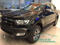 Ford Ranger Wildtrak mới