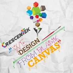 We design from the blank canvas. Innovative #WebsiteDesign and #WebDevelopment is in our blood.