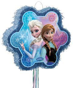 Disney Frozen Drum Pull-String Pinata, 95957