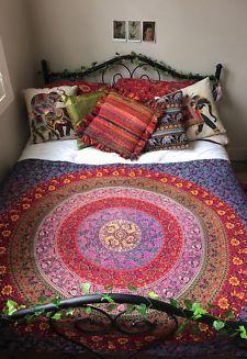 Plum & Bow Mandala Tapestry Medallion tapestry Hippie Decor
