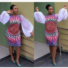 Here Are Lovely head spinning ankara and lace aso ebi styles that will sure make you wow. Simple and Lovely collection of styles design with ankara and lace fabric... All are here for you to make a choice..