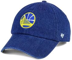 4a91498cbfa3b  47 Brand Golden State Warriors All Denim CLEAN UP Cap   Reviews - Sports  Fan Shop By Lids - Men - Macy s